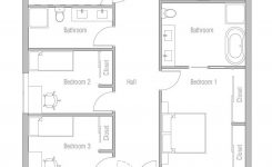 Wondrous Mountain House Ch501 On Mountain Home Plans Sloping Lot