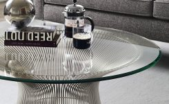 Wondrous Platner Coffee Table Design within Reach On Contemporary Coffee Tables Ultra Modern