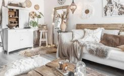 Wondrous White and Light Brown Colored are for the Most Part Hues for On Home Decor Ideas Living Room Boho Bohemian Style Living Room Design Ideas Photos
